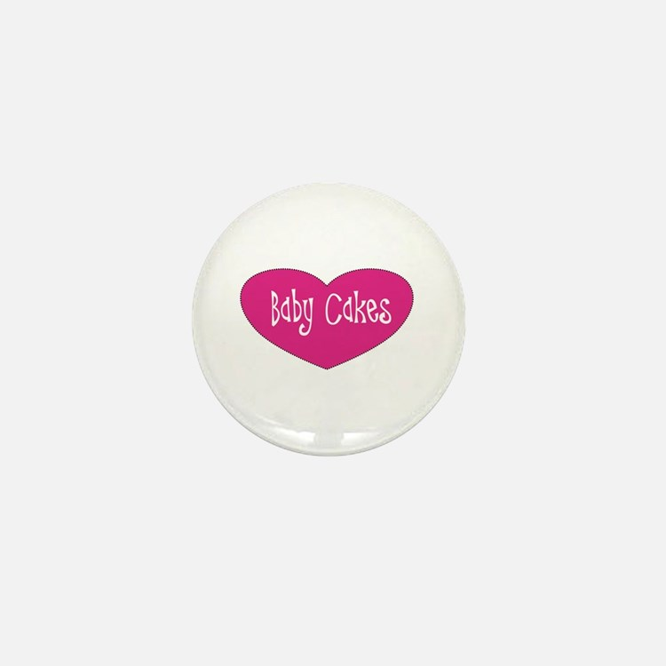 Baby Cakes Mini Button