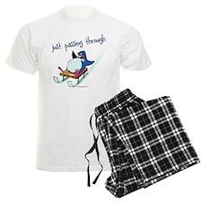 Fun Winter Penguin Pajamas