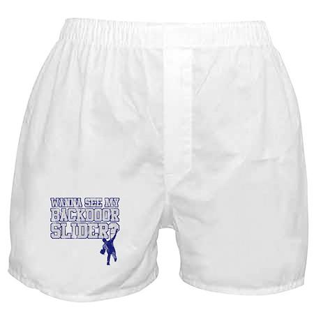 Backdoor Slider Boxer Shorts