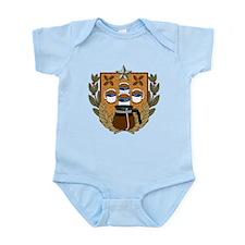 Coffee Crest Infant Bodysuit