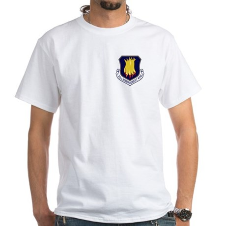 22nd Bomb Wing White T-Shirt
