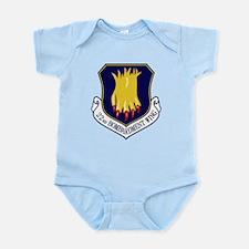 22nd Bomb Wing Infant Bodysuit