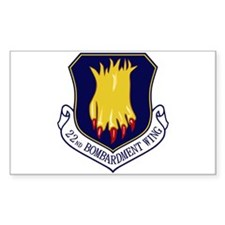 22nd Bomb Wing Decal