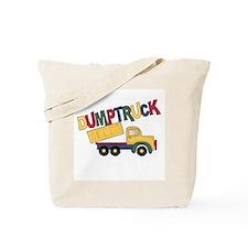 Dumptruck Tote Bag