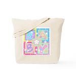 Baby Blocks Tote Bag