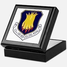 22nd ARW Keepsake Box