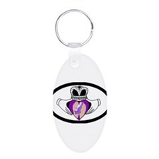 Premature Birth Awareness Keychains