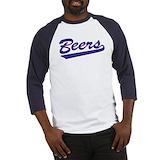 Baseketball beers Long Sleeve T Shirts