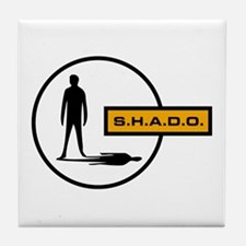 S.H.A.D.O. Tile Coaster