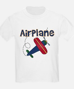 Airplane Kids T-Shirt