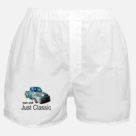 Not Old Just Classic Boxer Shorts