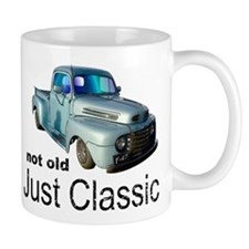 Not Old Just Classic Mug