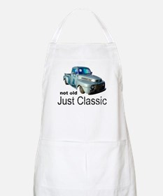 Not Old Just Classic Apron