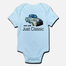 Not Old Just Classic Infant Bodysuit