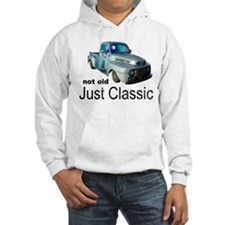 Not Old Just Classic Jumper Hoody