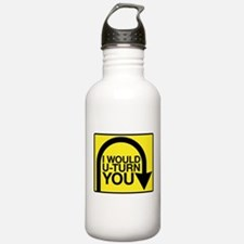 Amazing Race U-Turn Water Bottle