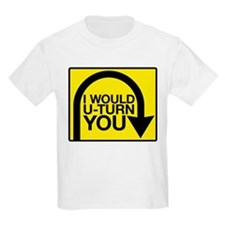 Amazing Race U-Turn T-Shirt