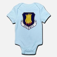 22nd Bomb Wing Infant Bodysuit