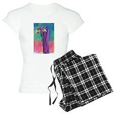 Tarot Hermit Card Pajamas