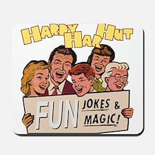 Hardy Har Hut Mousepad