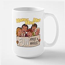 Hardy Har Hut Ceramic Mugs