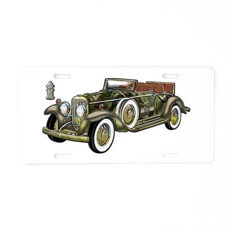 Vintage Licence Plate 112