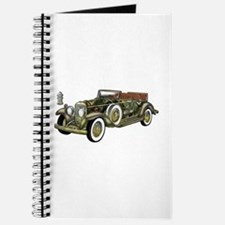 Vintage Classic Car Journal