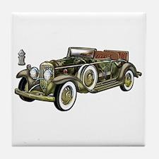 Vintage Classic Car Tile Coaster