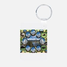 Yellowstone Park Keychains