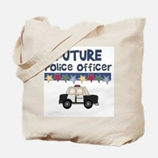 Future Police Officer Tote Bag