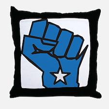 Solidarity Throw Pillow