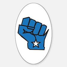 Solidarity Sticker (Oval)