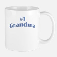 #1 Grandma Mug