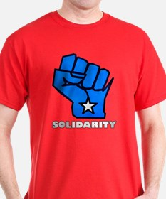 Solidarity Fist T-Shirt