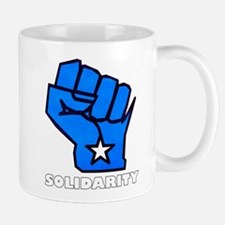 Solidarity Fist Mug
