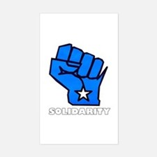 Solidarity Fist Decal