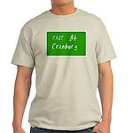 Exit 8A, Cranbury, NJ Ash Grey T-Shirt