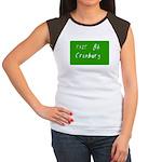Exit 8A, Cranbury, NJ Women's Cap Sleeve T-Shirt