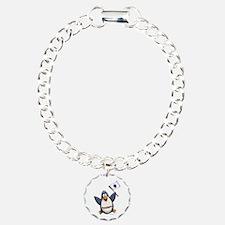 Massachusetts Penguin Bracelet