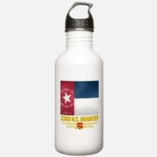 33rd NC Infantry Water Bottle