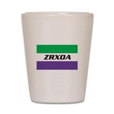 ZRXOA Logo Shot Glass
