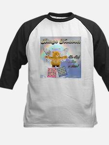 Bingo Heaven kitty Kids Baseball Jersey