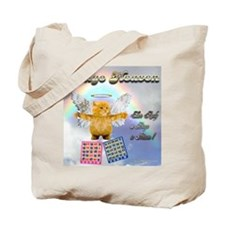 Bingo Heaven kitty Tote Bag