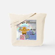 Bingo Heaven kitty Tote Bag