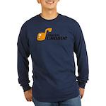 SwissGroove Long Sleeve Dark T-Shirt