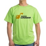 SwissGroove Green T-Shirt