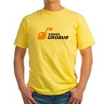 SwissGroove Yellow T-Shirt
