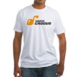 SwissGroove Fitted T-Shirt
