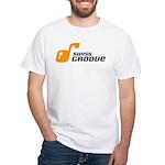 SwissGroove White T-Shirt