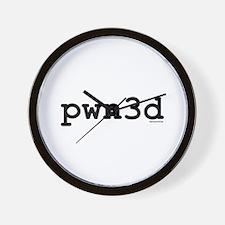pwn3d Wall Clock